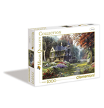 Puzzle 1000 Pz - High Quality Collection - Victorian Garden