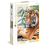 Puzzle 1000 Pz - High Quality Collection - Sumatran Tiger