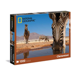 Puzzle 1000 Pz - National Geographic - Zebra