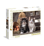 Puzzle 1000 Pz - High Quality Collection - Lovely Kittens