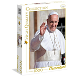 Puzzle 1000 Pz - High Quality Collection - Papa Francesco