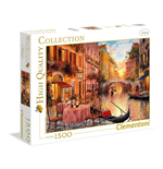 Puzzle 1500 Pz - High Quality Collection - Venezia