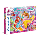 Puzzle 104 Pz - Jewels - Winx Club