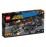 Lego 76045 - Dc Comics Super Heroes - L'Intercettamento Della Kryptonite