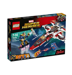 Lego 76049 - Marvel Super Heroes - Avengers - Missione Spaziale Dell'Aven-Jet