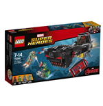 Lego 76048 - Marvel Super Heroes - Avengers - Attacco Sottomarino Di Iron Skull