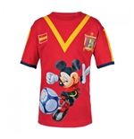 T-Shirt Sport Mickey Mouse