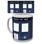 Doctor Who - Doctor Tardis (Tazza)