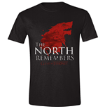 T-shirt Game Of Thrones - The North Remembers