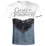 T-shirt Game Of Thrones - Raven Sub