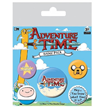 Adventure Time - Hey, Do You Know What Time It Is? (Pin Badge Pack)