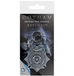 Portachiavi in gomma Batman - Gotham City Police Department Badge