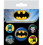 Batman (Pin Badge Pack)