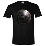 Captain America - Silver Shield (T-SHIRT Unisex )