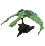 Star Trek - Klingon Bird Of Prey Ship - Nave Spaziale Con Luci E Suoni