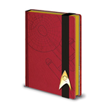 Star Trek - Engineering Red Notebook
