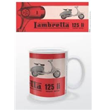 Lambretta - 125li 2nd Series (Tazza)