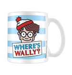 Where's Wally - Blue Stripes (Tazza)