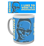 Thunderbirds Classic - Brains (Tazza)