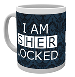 Sherlock - Sherlocked Dark (Tazza)