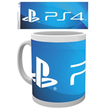 Tazza Playstation - Ps4 Logo