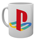 Tazza Playstation - Logo Colour