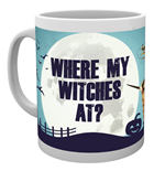 Halloween - Witches (Tazza)