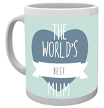 Mother's Day - Worlds Best Mum (Tazza)