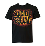 T-shirt Suicide Squad Movie Logo