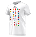 T-shirt Adidas Euro 2016 Road to France