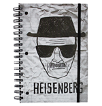 Breaking Bad - Heisenberg (Notebook A5)