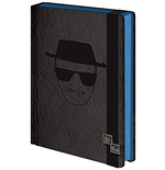 Breaking Bad - Heisenberg (Premium Notebook A5)