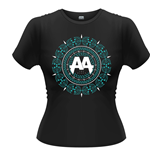Asking Alexandria - Glitz (T-SHIRT Donna )