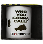 Ghostbusters - Who You Gonna Call (Tazza)