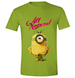 Minions Movie - All Natural Green (T-SHIRT Unisex )
