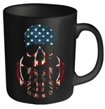 Tazza Sons of Anarchy Usa Skull