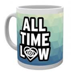 All Time Low - Logo (Tazza)