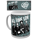 All Time Low - Eye Pattern (Tazza)