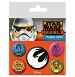 Star Wars Rebels (Pin Badge Pack)