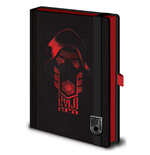 Star Wars - Kylo Ren First Order Notebook