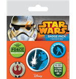 Star Wars - Jedi (Pin Badge Pack)