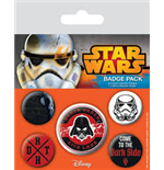 Star Wars - Dark Side (Pin Badge Pack)
