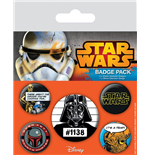 Star Wars - Cult (Pin Badge Pack)