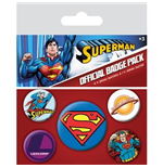 Superman (Pin Badge Pack)