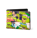 Teenage Mutant Ninja Turtles - Vintage Pu Classic Turtle (Portafoglio)