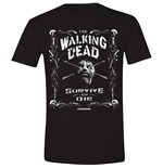 Walking Dead - Survive Or Die (T-SHIRT Unisex )