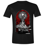 Walking Dead - Dixon Stained Glass (T-SHIRT Unisex )