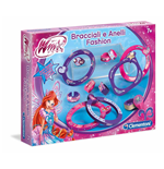 Winx Club - Bracciali E Anelli Fashion