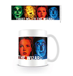 Wizard Of Oz (The) - Faces (Tazza)