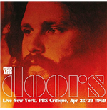 Vinile Doors (The) - Live New York, Pbs Critique April 28/29 1969 180gr